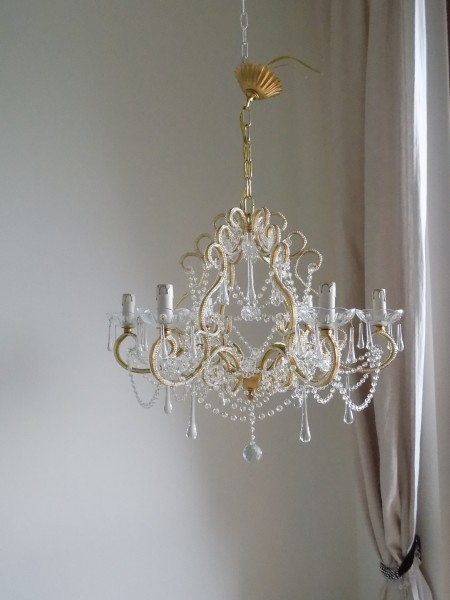 italian-gilt-chandelier
