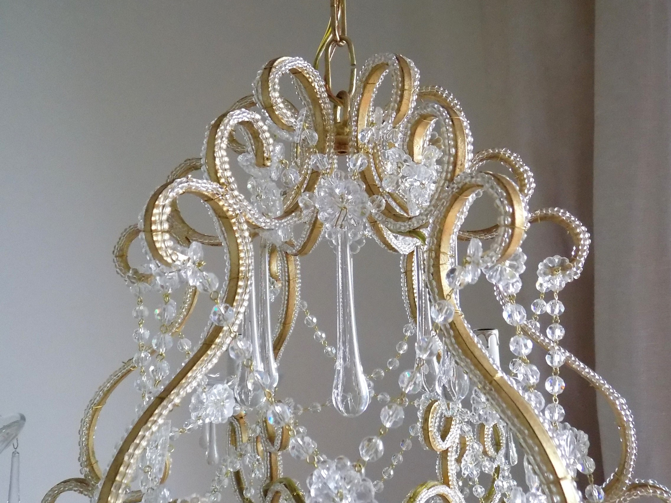 Crystal Drops For Chandeliers