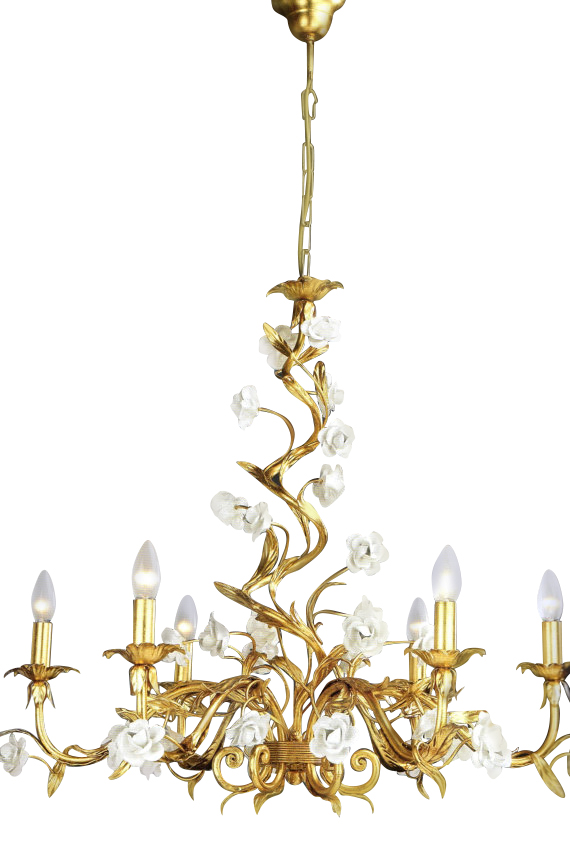 gold leaf chandelier gold round lightbox gold leaf chandelier with italian white porcelain roses lorella dia