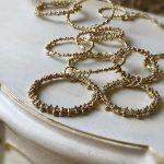 luxury rhinestones tiebacks