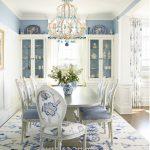 gold basket turquoise drops chandelier